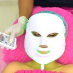 Limpieza facial ultrasónica